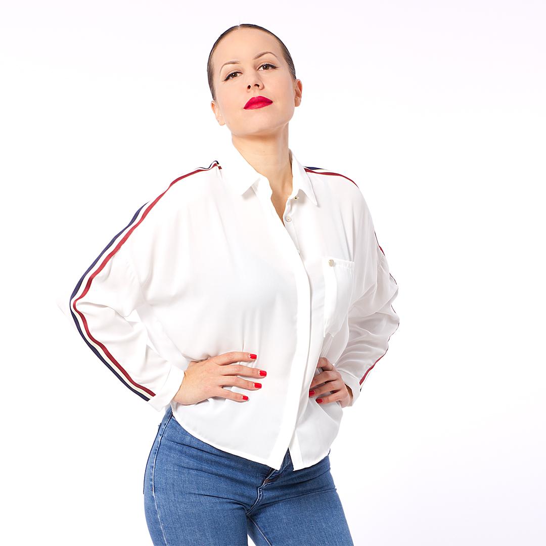 Camisa blanca Doña Mercedes foto1
